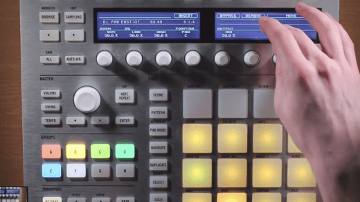 Maschine MK2 – Hardware Walkthrough