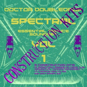 Doctor Doubledrop Spectral Essential Trance Soundset  Vol.1 Construction kits