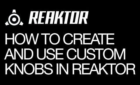 Changing the Color of Panel Elements In Reaktor