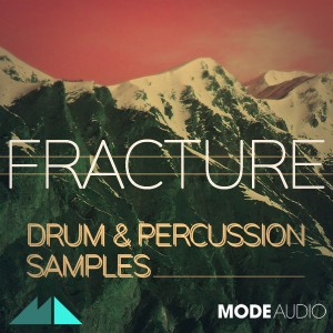 Fracture: Drum & Percussion Samples