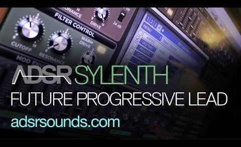 Future Progressive Lead In Sylenth