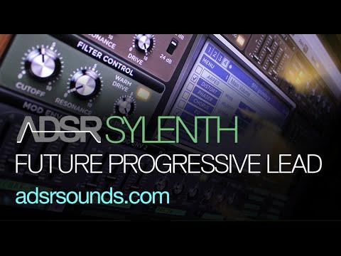 Future Progressive Lead In Sylenth