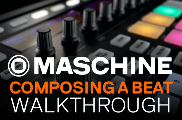 maschine compose a beat