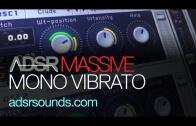 Mono Vibrato Tips In Massive