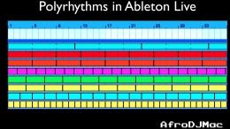 Polyrhythms in Ableton Live
