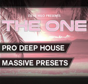 THE ONE: Pro Deep House Demo - Free Massive Presets
