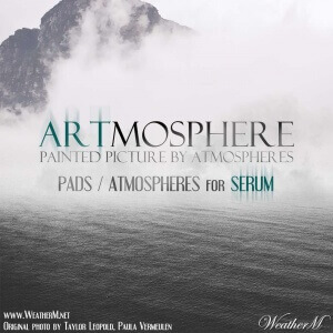 Artmosphere cover copy