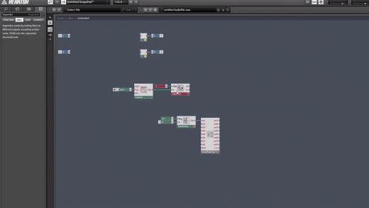 Using the Random Module In Reaktor