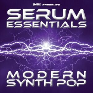 Serum Essentials Modern Synth Pop - Artwork copy