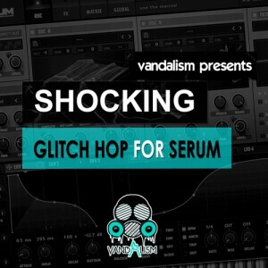 Shocking Glitch Hop For Serum copy