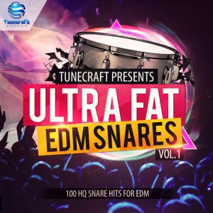 Ultra-Fat-EDM-Snares-Vol-1