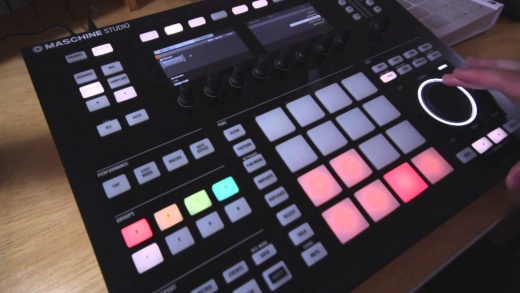 Maschine 2.3 Update – First look at new features