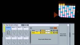 Vinyl Scratch Emulation in Ableton Live