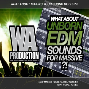 NI Massive Sound Design Tips