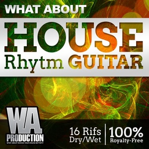 600 A. Production - What About House Rhytm Guitar Cover copy
