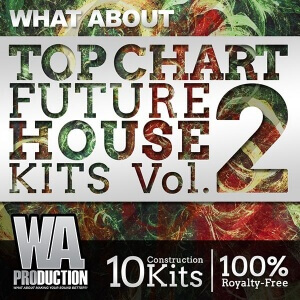 600W. A. Production - What About Top Chart Future House Kits 2 Cover copy