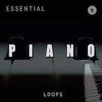 Essential Piano Loops 1 - Artwork