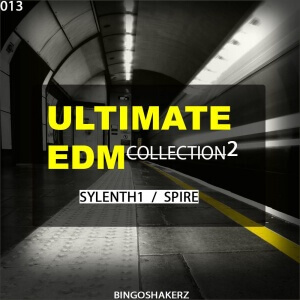 ULTIMATE EDM COLLECTION 2 1000X1000 copy