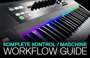 komplete kontrol maschine workflow