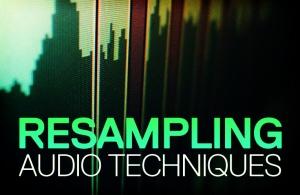 resampling audio techniques