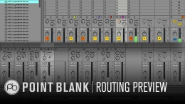 Routing Live's Browser Preview into an Audio Track