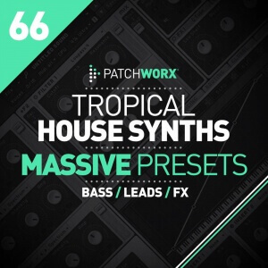 Progressive House Pluck Synth Tutorial for Native Instruments Massive
