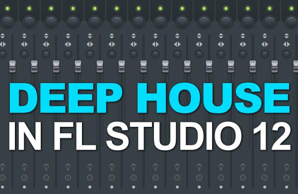 ADSR FL Studio Deep house
