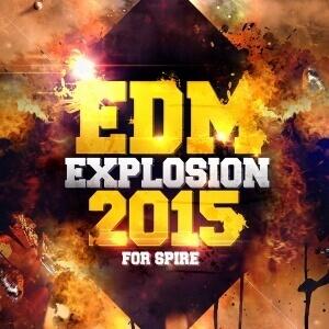 EDM EXPLOSION 2015 [600x600]