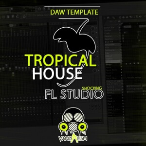 Shocking FL Studio Tropical House copy