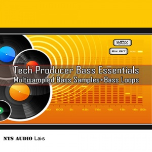 Tech Producer Bass Essentials - Artwork copy