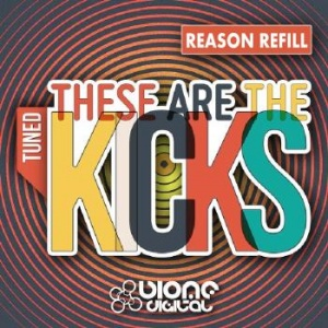 These Are The Kicks (ReFill) Cover
