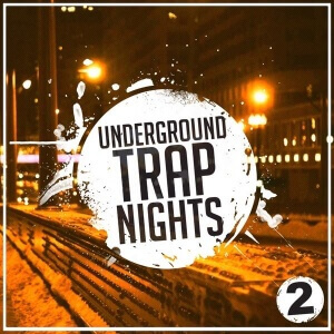 Underground Trap Nights vol 2 [600x600] copy