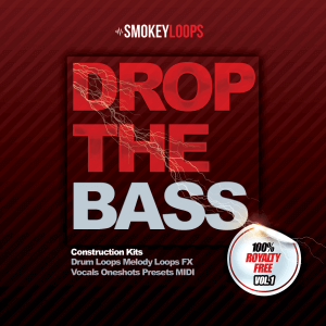 cover drop the bass