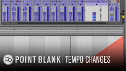 Exponential Tempo Changes in Session View