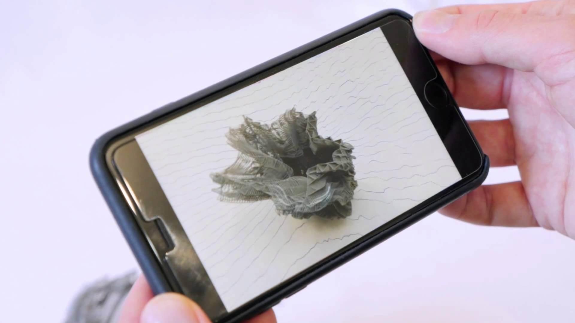 Reify – Touchable Sound You Can Sculpt