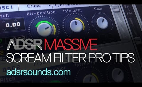 Scream Filter Pro Tip
