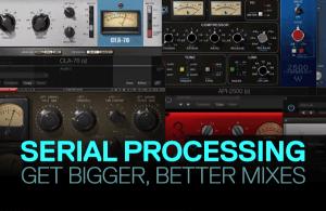 serial processing