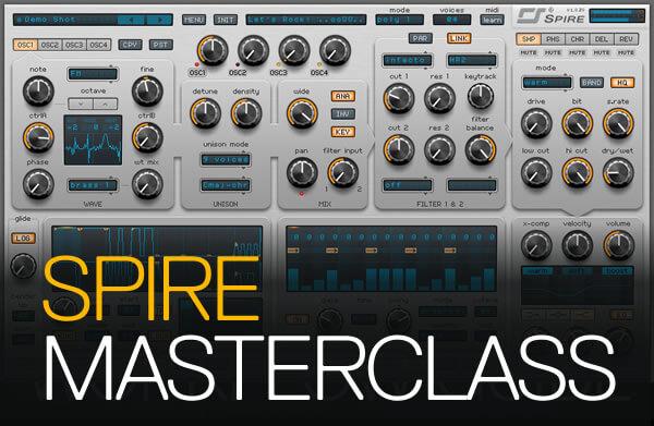 spire masterclass course