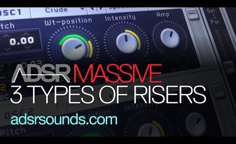 3 Types Of Risers In Massive