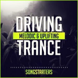 Driving Melodic & Uplifting Trance [600x600]