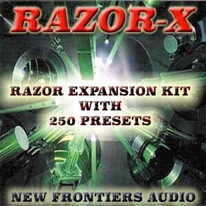 RAZOR-X 800
