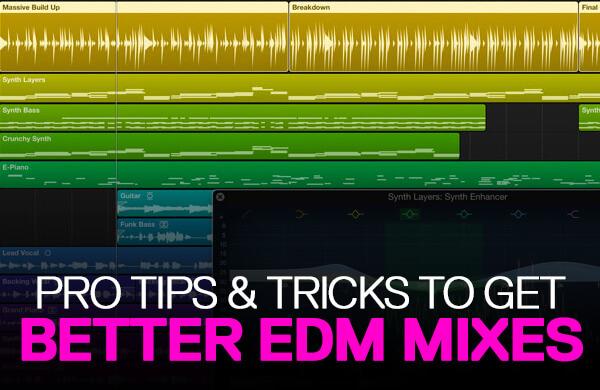 edm mixing