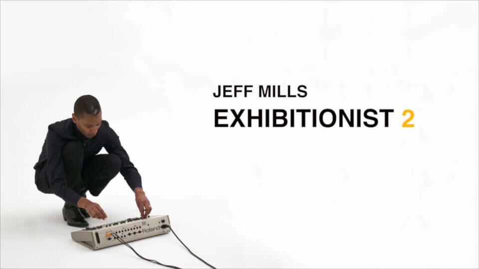 Jeff Mills Presents Exhibitionist 2 Trailer