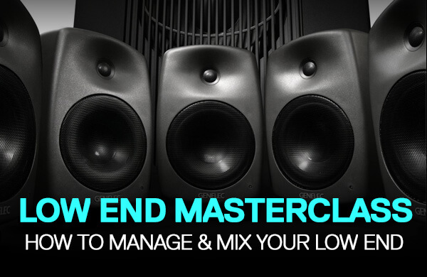 low end mixing tips