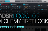 Logic 10.2 Update – Alchemy Synth First Look