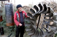Strange Musical Instruments Never Seen Before – Man Invents Hundreds of them