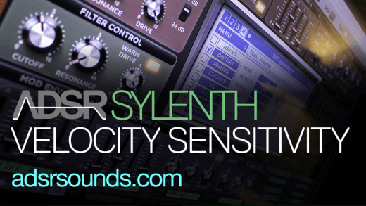 Velocity Sensitivity in Sylenth