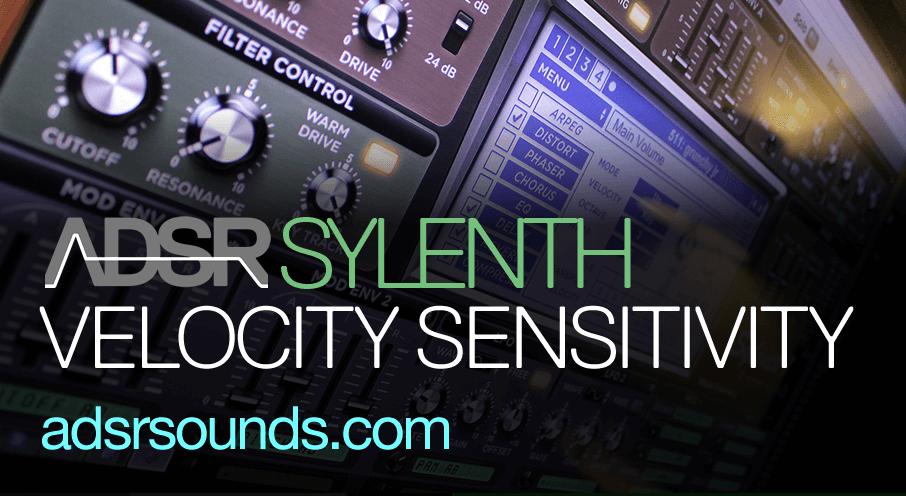 Velocity Sensitivity in Sylenth