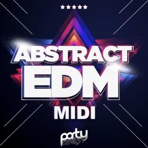 Abstract EDM - Midi Loops [500x500]