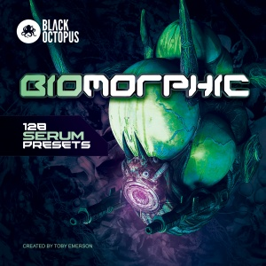 Biomoprhic for Serum Cover Art